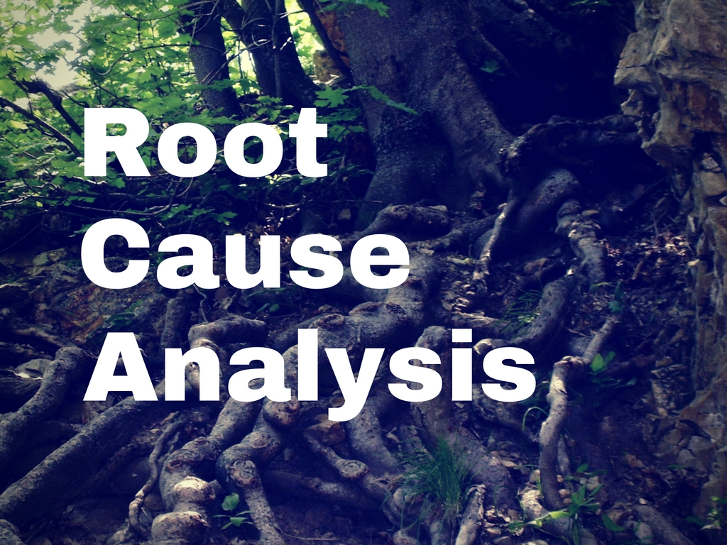 Norma Krech root cause analysis